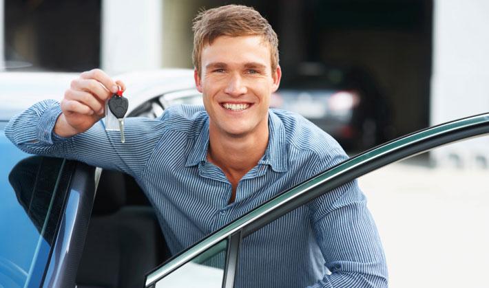 Neuwagen und Gebrauchtwagen