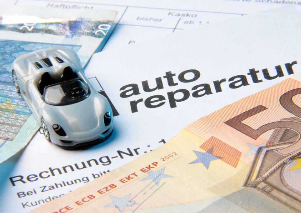 Reparatur-Finanzierung